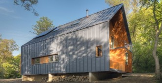 Bureau for Architecture and Urbanism: Matchbox House (United States)