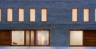 New York: David Zwirner art gallery by Selldorf