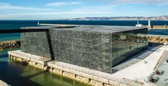 Marseille (France): MuCEM by Rudy Ricciotti