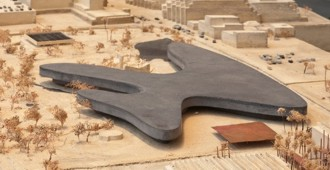 Peter Zumthor redesigns LACMA - Los Angeles County Museum of Art