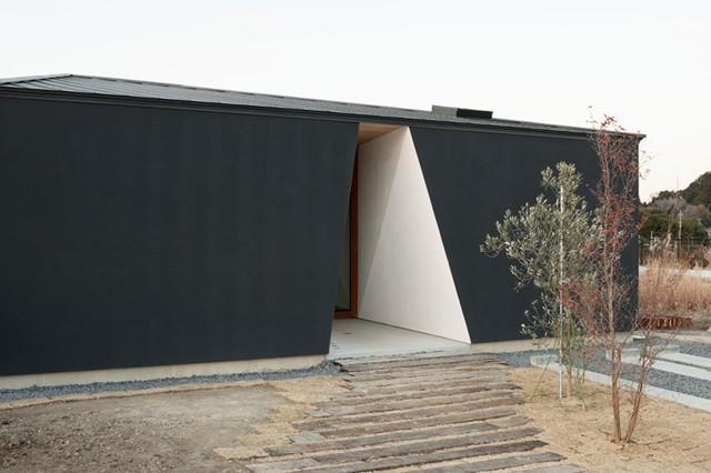 Japan: 'Kiritoushi House', Chiba Prefecture - Daisuke Sugawara