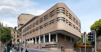 'Chetham's School of Music', Manchester - Stephenson: ISA Studio