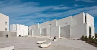 Spain: Health Sciences Faculty, Zaragoza - Taller Básico de Arquitectura