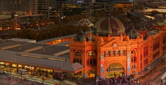 Australia: Flinders Street Station Design Competition shortlist