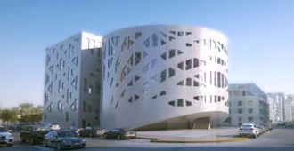 OMA and Foster + Partners in 'Faena District' Miami