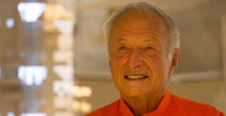 Video: Exhibition Richard Rogers RA: Inside Out at the Royal Academy of Arts, London