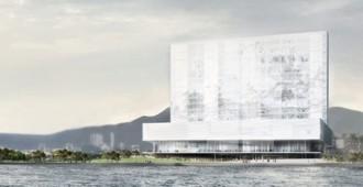 Hong Kong: 'M+ museum' by Herzog & de Meuron
