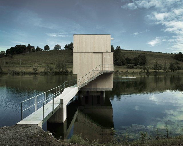 Switzerland: 'Lake Rotsee Refuge' - AFGH Architekten