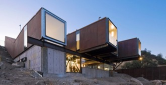 Chile: Caterpillar House - Sebastián Irarrázaval