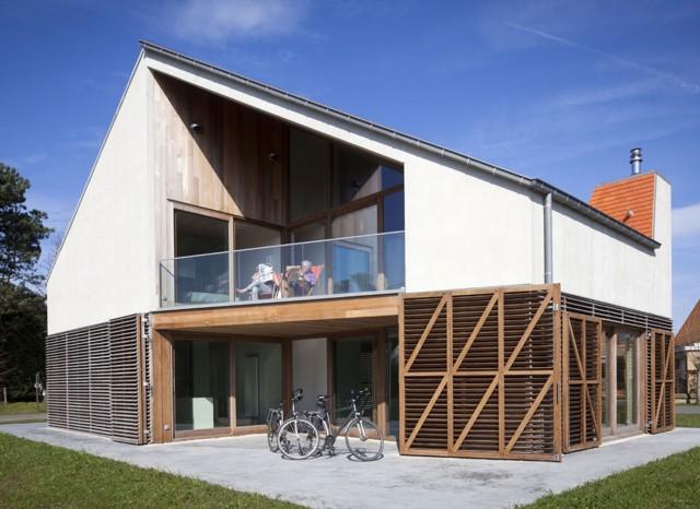 Belgium: 'Summerhouse V at K', Ostende - Buro II & Archi+I