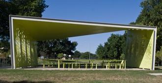 College Park Pavilion, Dallas - Snøhetta