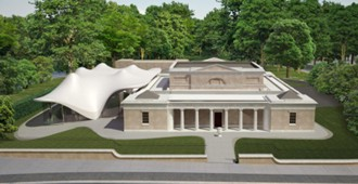 Serpentine Sackler Gallery, London - Zaha Hadid Architects