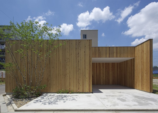 Japan: House in Nishimikuni, Osaka - Arbol Design