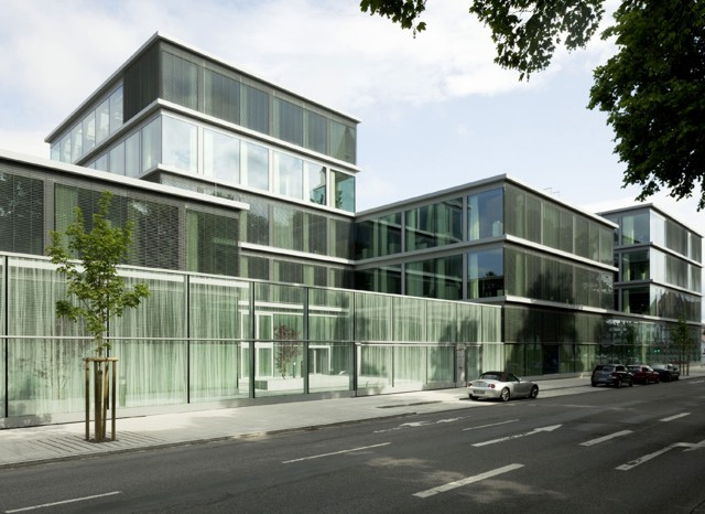 Germany: Office building for Schwäbisch Media - Wiel Arets Architects