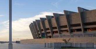 Brazil 2014: Mineirão Stadium renovation - BCMF Arquitetos
