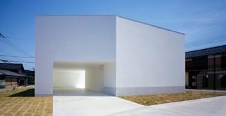 Japan: 'White Cave House', Kanazawa - Takuro Yamamoto Architects